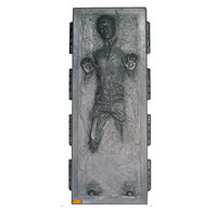 Han Solo Frozen In Carbonite Cardboard Standup