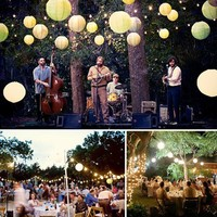 wedding / How to Throw a Backyard Wedding: Decor | Green Wedding Shoes Wedding Blog | Wed