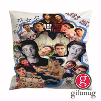 Cameron Dallas Collage Cushion Case / Pillow Case