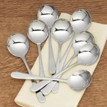 Endurance® Monty's Soup Spoons (set of 8)