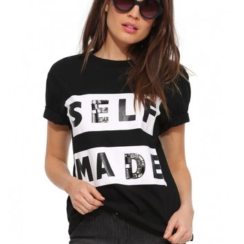 Endless Rose Self Made Tee Shirt