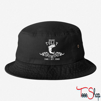 house tullys b bucket hat