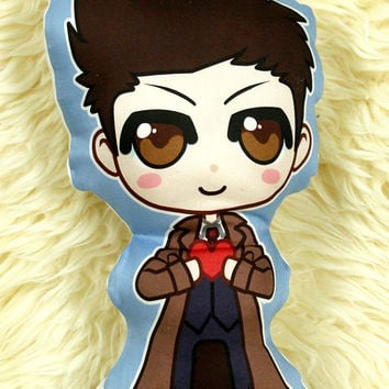 10th Doctor Who - Pillow Plushie