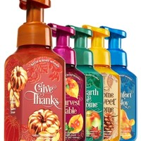 5-Pack Gentle Foaming Soap Home Sweet Home