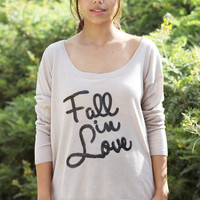 Fall in Love Sweater - Furor Moda - Tops - Dresses - Jackets - Vintage