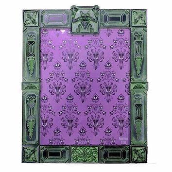 disney parks authentic resin picture photo frame the haunted mansion 8 x 11 new