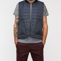 wings+horns / Quilted Vest