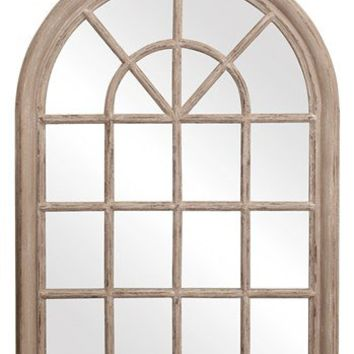 Howard Elliott Collection 'Fenetre' Windowpane Mirror | Nordstrom