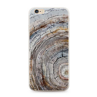 For iPhone 5 5s SE Case Wood Series Pattern Realistic Printed Protective Phone Transparent Soft TPU Cover
