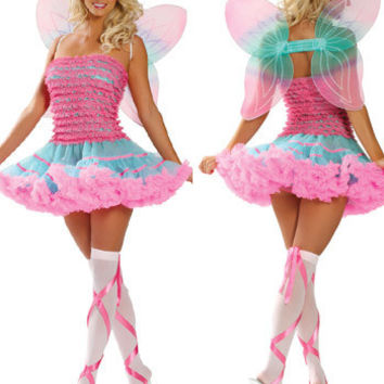 Cosplay Anime Cosplay Apparel Holloween Costume [9211523204]