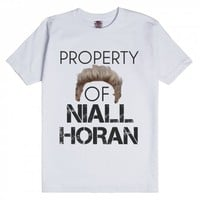 Property of Niall Horan