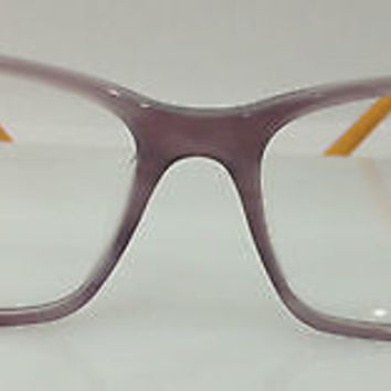 NEW AUTHENTIC FENDI F946 COL 513 PURPLE PLASTIC EYEGLASSES FRAME 53-17-135