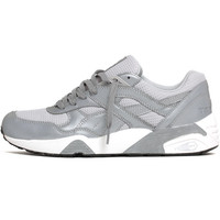 R698 'Reflective Pack' Sneakers Silver Metallic / Black