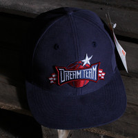 Dream Team 2 USA Basketball Sports Specialties Strapback Hat Navy