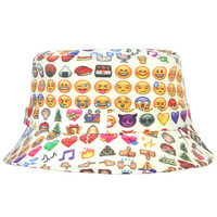 EMOJI BUCKET HAT
