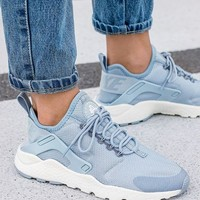 Nike Wmns Air Huarache Run Ultra Sports shoes Grey G