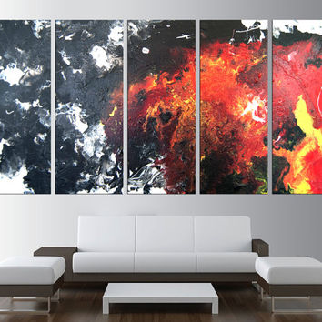 painting Abstract print, large wall art print, abstract wall Art, large canvas print, extra large wall art, Art canvas print t527
