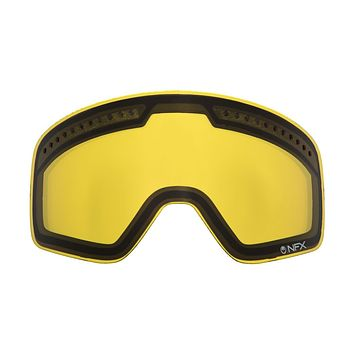Dragon - DX2 Yellow  Snow Goggle Replacement Lenses /  Lenses