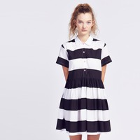 Lazy Oaf Zebra Crossing Dress - Clothing - NEW IN - Womens
