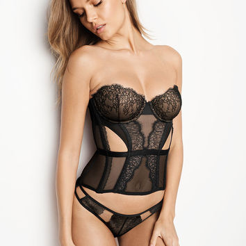 Chantilly Lace Bustier - Very Sexy - Victoria's Secret