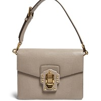 Lucia lizard-effect leather shoulder bag | Dolce & Gabbana | MATCHESFASHION.COM US