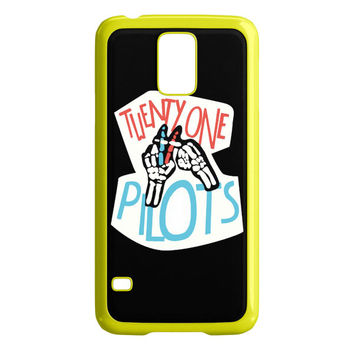 Twenty One Pilots Skeleton Samsung Galaxy S5 Case