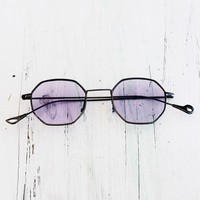 90s RETRO PURPLE SUNNIES
