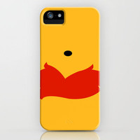 Winnie the Pooh - Winnie iPhone Case by TracingHorses