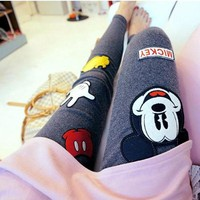 Mickey Mouse Leggings