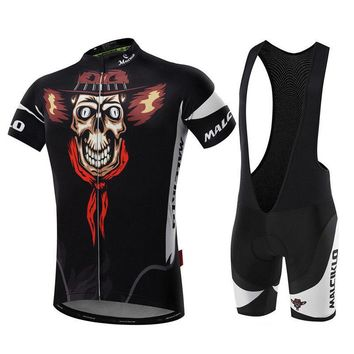 Crazy Cowboy Cycling Jersey 2017 Maillot Ropa Ciclismo Hombre Bicycle Uniform Cycling Sets/mtb Bike Wear Cycling Clothing Men