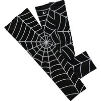 Black Web Arm Sleeves