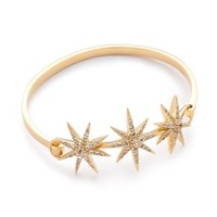 Northern Star Hinge Bracelet