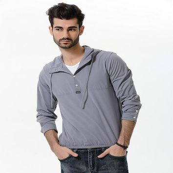 Summer Casual Long Sleeve Tops Hoodies [10669394435]