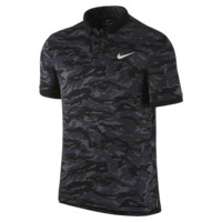 Nike Advantage Printed Men's Tennis Polo Shirt