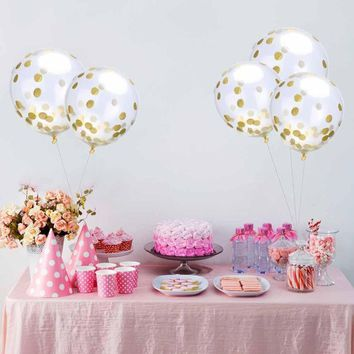 Clear  Sequins  Confetti  Balloons  Balloons  Birthday