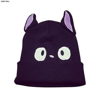 DCCKU62 2017 Girl Warm Winter Ski cap winter hat bone hats for women winter hats for women pokemon cap J519