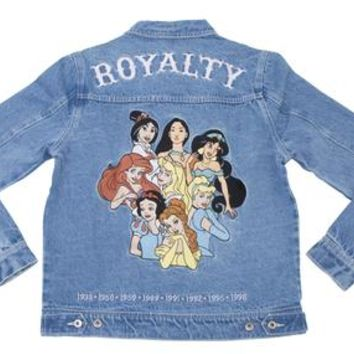 90's Princess Denim Jacket