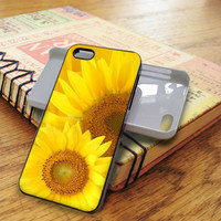 Flowers Sunflowers | For iPhone 5/5S Cases | Free Shipping | AH1115