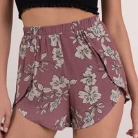 Not Over You Overlay Shorts