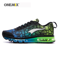 New Men's Running Shoes Breathable hombre Outdoor Sport Sneakers Lightweight Cushioning Walking Shoes