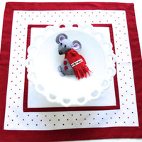 Christmas Table Linen Placemat