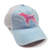 Polka Pointer Trucker