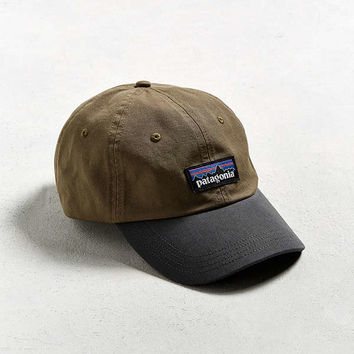 Patagonia P-6 Label Traditional Baseball Hat | Urban Outfitters