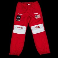 SUPREME/THE NORTH FACE TRANS ANTARCTICA EXPEDITION PANT|S/S 2017| RED