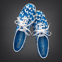 Hollister + Keds Champion Heart Print Sneakers