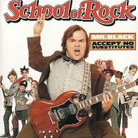 School of Rock 2003 Widescreen Edition Special Collector's Edition Movie DVD Used UPC097363385141