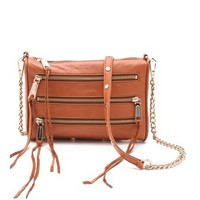 Rebecca Minkoff Mini 5 Zip Clutch | SHOPBOP