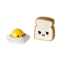 2-Pc. Bitty Breakfast Salt and Pepper Set
