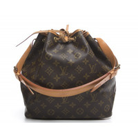 Louis Vuitton Monogram Canvas Petit Noe Bag