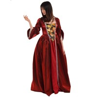 Women  Palace  Retro  Dress  Misses  Colonial  Rococo